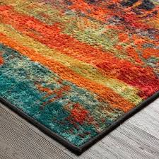 orange green rug area rugs burnt orange rug carpet round rugs green rug throughout orange orange green rug