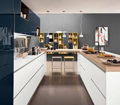 Cucina moderna vintage : Cucina moderna in legno laccata paragon glam colombini