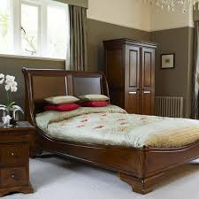 victorian bed furniture. Exclusive Victorian Deluxe Sleigh Sleeping Range For Bedroom Furniture Design By BakerBedford Bed A