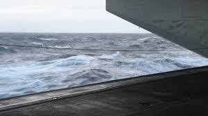 USS Nimitz (CVN 68) - <b>A smooth sea</b> never made a skilled Sailor ...