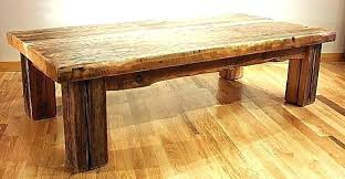 rough wood coffee table old wood coffee table old coffee table rustic wood coffee table intended