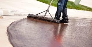 Can You Pave Asphalt Over Concrete Aci Asphalt Concrete