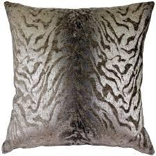 chenille throw pillows. Modren Pillows Ruffino Mocha Chenille Throw Pillow 24x24 On Pillows R