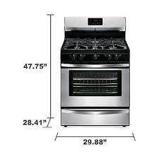 stove kenmore. kenmore 73433 4.2 cu. ft. gas range w/ broil \u0026 serve™ stove 4