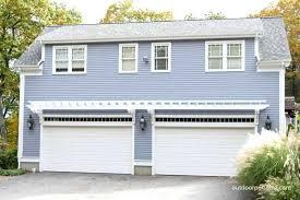 residential walk through garage door installation repair