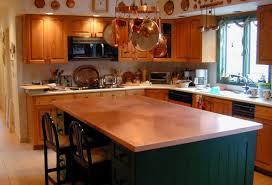 copper counter tops