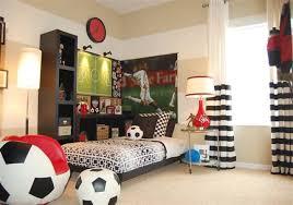 Elegant Soccer Room
