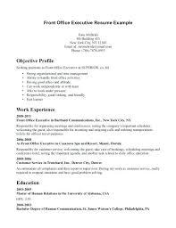 Clinic Receptionist Sample Resume Sarahepps Com