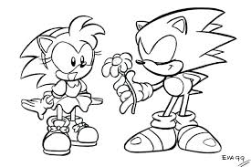 Hedgehog Coloring Pages Shadow The Hedgehog Coloring Sheets Free