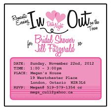 Office Bridal Shower Invitation Wording Photo Bridal Shower Invitation Wording Food Image 8