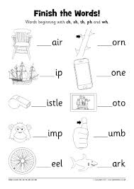 The following diagram gives some examples of words that begin with sh, ch, th, wh. Words With Wh Phonics Activities And Printable Teaching Resources Sparklebox
