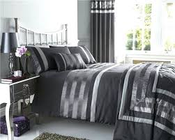 king size duvet covers super king size bed sets king size duvet set charcoal silver grey