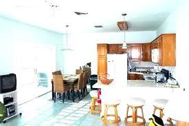 Kitchen Dining Room Design Layout