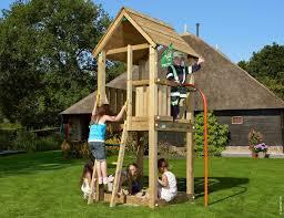 climbing frames for small gardens jungle club firemans pole