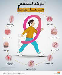 اليمن العربي | رياضة المشي.. 9 فوائد و8 نصائح