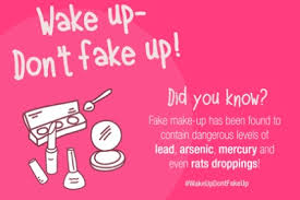 Uk Campaign - com Products Fake Beauty Targets Securingindustry