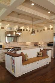 Kitchen Island Bench Designs 55 functional and inspired kitchen island  ideas and designs