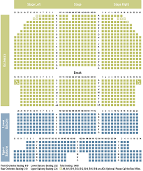 Smith Center For The Arts Seating Chart Smith Center For