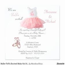 Ballerina Baby Shower Invitations New 535 Best Baby Shower ...