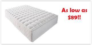 slumber mattress in a box. Modren Slumber Slumber 1 U2013 8u201d MattressInaBox Sale From Walmart Intended Mattress In A Box