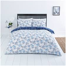 close image for sainsbury s home riviera watercolour boat printed bed linen from sainsbury s