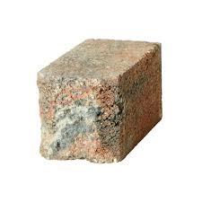 splitrock small 3 5 in x 3 5 in x 7 in winter blend concrete