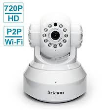 Wireless Cameras,Sricam Baby Monitor and Home Security Camera ...