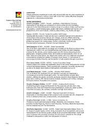 Bistrun Unique Resume Template Word Free Download Examples Great