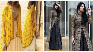 Ethnic Indian Fashion Looks Latest Trend 2017 Youtube