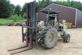 Ingersol Rand Forklift Ingersoll Rand Rt708g Forklift Spencer Sales