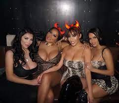 Big Tits Bachelorette Party