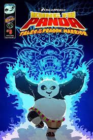 Kung Fu Panda Tales Of The Dragon Warrior Issue 3 Kung Fu Panda
