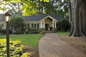 Giving A Basic Brick Ranch Curb Appeal And More  Hooked On HousesRanch Curb Appeal