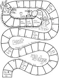 Coloring Activities For Kindergarten Lent Coloring Pages For Kids ...