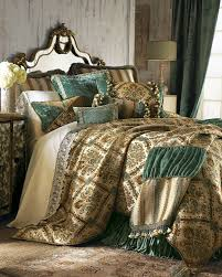 luxury bed linen azure seas bedding dian austin couture home at neimanmarcus pictures 9 sheets