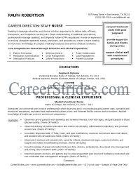Nurse Educator Resume Examples Sample Nurse Educator Resume Objectives Nurses Comprehensive For New
