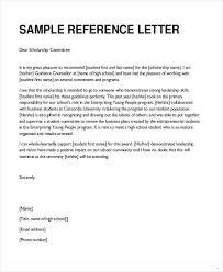 Teacher Recommendation Letter For High School Student 28 Letters