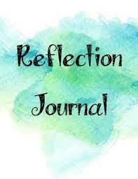 Pre-Service Teacher Reflection Journal - Water Colour | TpT