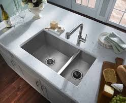 Pin By Annora On Home Interior Double Kitchen Sink Contemporary