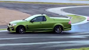 Watch Chris Harris drift a 577 hp Australian ute