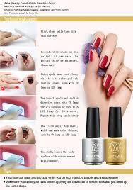 Amazon.com : Sexy Mix Gel Nail Polish Colors Changing Nail Polish ...