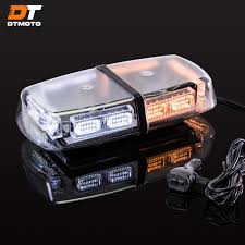 Snow Plow Emergency Lights Buy Emergency Light Bar Amber Snow Plow Towing Becon 420