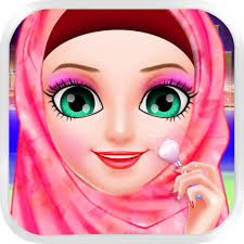 amazon hijab wedding makeover hijab salon for s free games of dressup makeup spa app for android