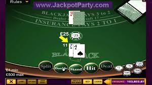 jackpot party how to play blackjack video tutorial