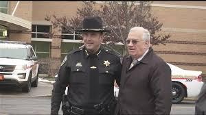 Retirement Ceremony Held For Ontario County Sheriff Povero Whec Com