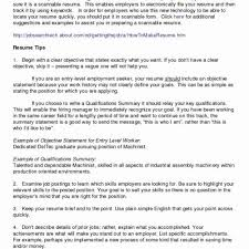 Entry Level Resume Profile Amazing Things To Put A Resume
