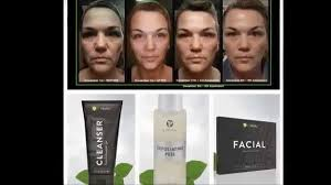 it works exfoliating peel before and after it works facial exfoliating peel cleanser youtube