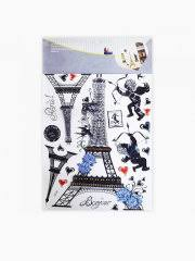 """<b>Наклейки</b> интерьерные """"Париж"""" Stop Price 11885005 в интернет ..."""