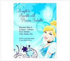 Free Birthday Invitations Royal Ball Invitation Template Free Free Printable Princess Birthday
