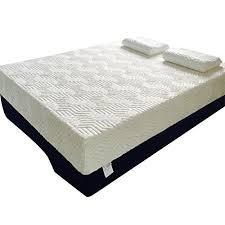 Oshion 14 Three Layers Cool Medium Firm Memory Foam Mattress Queen